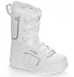 Dámské snowbaordové boty Raven Pearl white/bílé