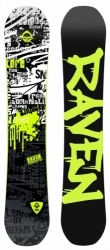 Snowboard Raven Core