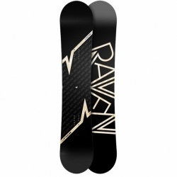 Allmountain/freeride snowboard Raven Pulse