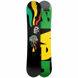 Freestyle snowboard Raven Rasta