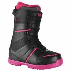 Boty Gravity Sage black/pink